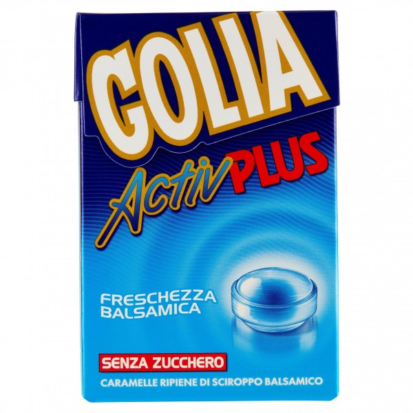 GOLIA ACTIV PLUS NEW ASTUCCIO 20
