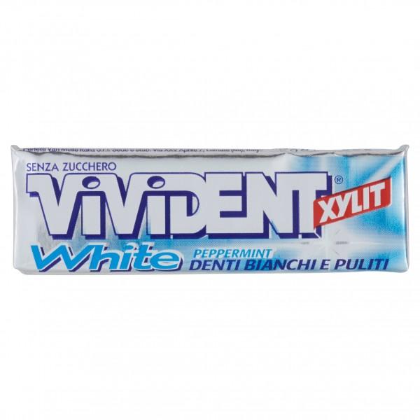 VIVIDENT XYLIT WHITE DA 40