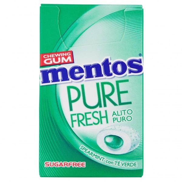MENTOS PUREFRESH SPEARM DA 20