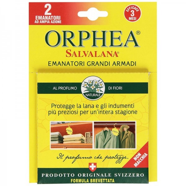 ORPHEA SALVALANA gARMADI X 2