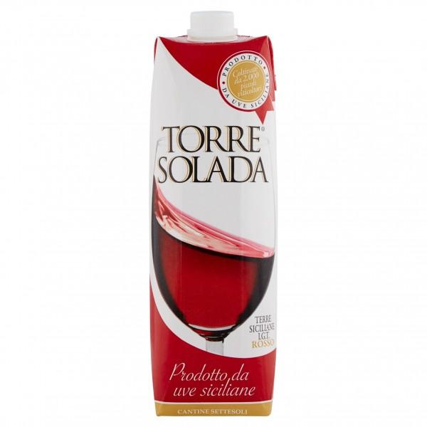 TORRE SOLADA VINO ROSSO BRIK