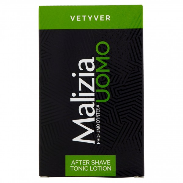MALIZIA AFTER SHAVE VETYVER 100 ML