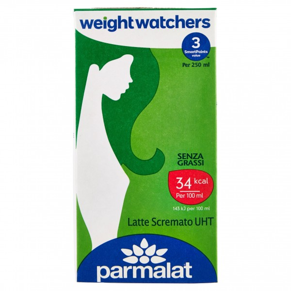 PARMALAT LATTE WEIGHT WATCHERS 500ml