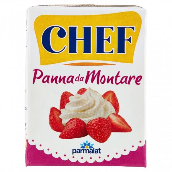 PARMALAT CHEF PANNA DA MONTARE 200ml