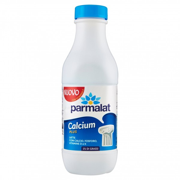 PARMALAT LATTE CALCIUM PLUS 1LT