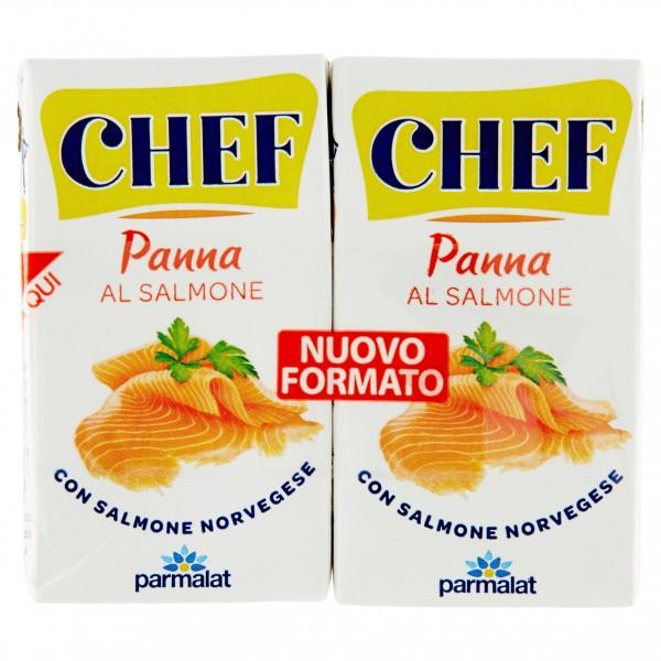 PARMALAT CHEF PANNA AL SALMONE 2x125ml