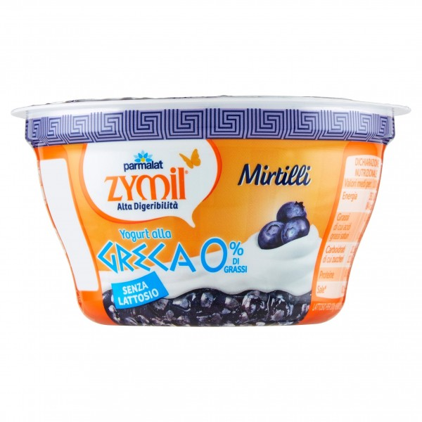 PARMALAT YOGURT ALLA GRECA MIRTILLO