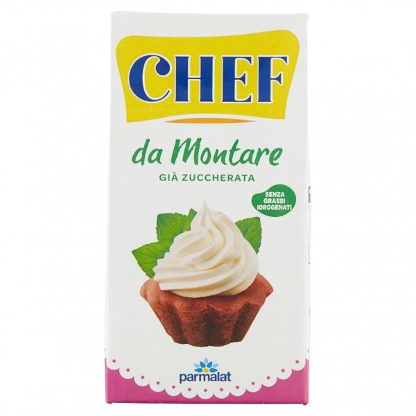 PARMALAT CHEF PANNA DA MONTARE 500ml