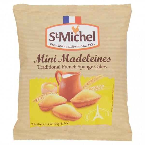 ST.MICHEL MINI MADELEINES G175
