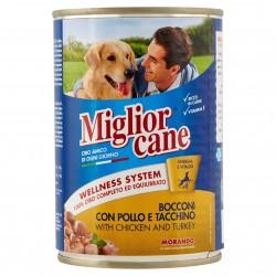 MIGLIOR CANE BOC.400GR POL/TAC
