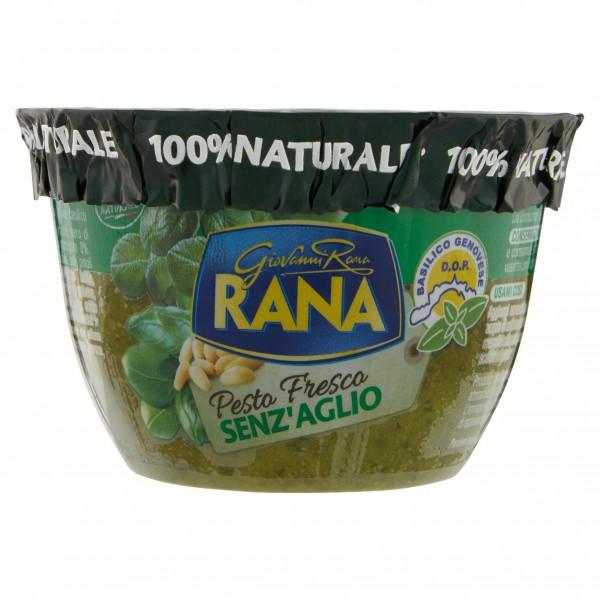 RANA PESTO S/AGLIO g140