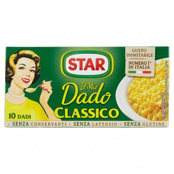 STAR DADI CLASSICO CONFEZIONE DA 10