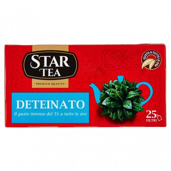 STAR TEA DETEINATO 20 PIU' 5 FILTRI