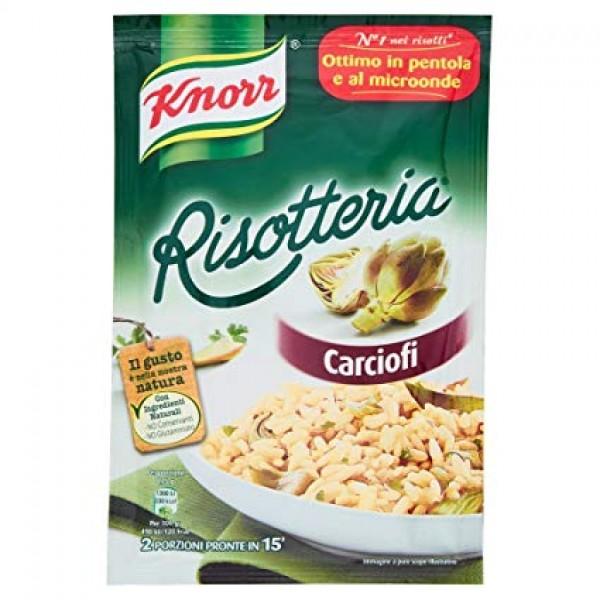 KNORR RISOTTO CARCIOFI 175 GR