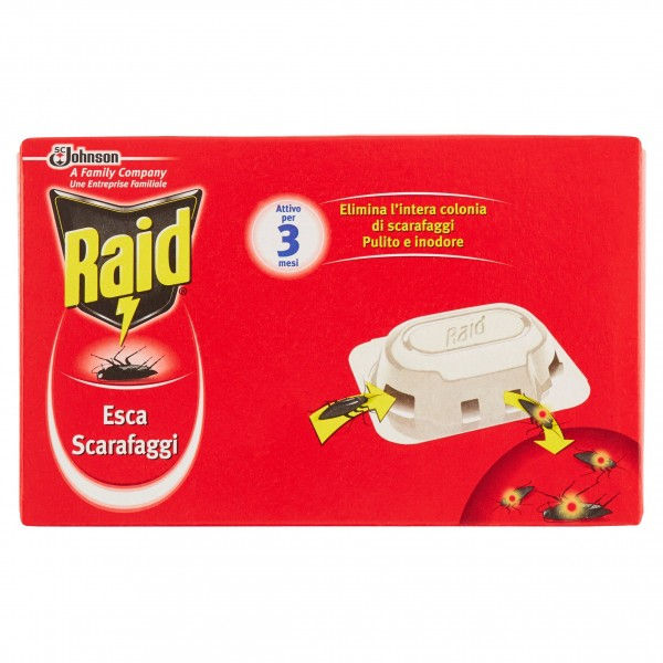 RAID ESCA SCARAFAGGI X6