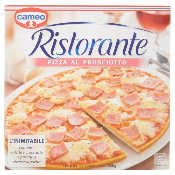 CAMEO RISTORANTE PIZZA AL PROSCIUTTO