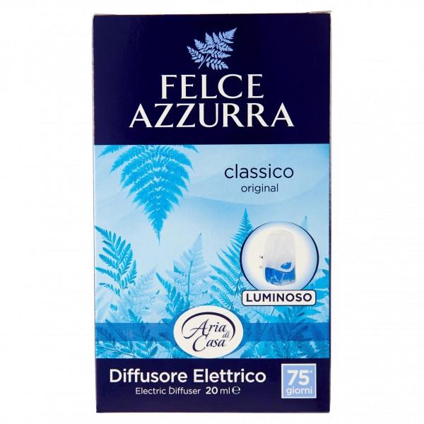 FELCE AZZURRA ARIA DI CASA ELETTRICO BASE TALCO CLASSICO 20 ML
