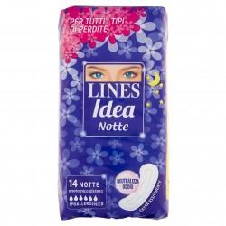 LINES IDEA NOTTE X14 STESO