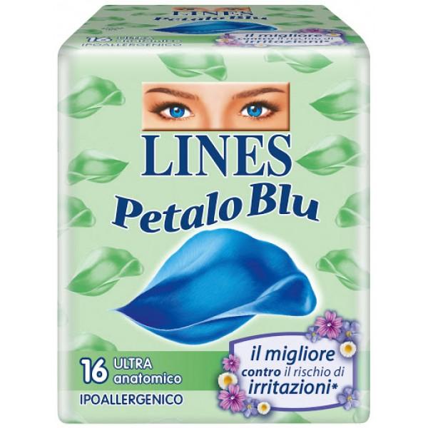 LINES PETALO BLU EXPO CONFEZIONE DA 16