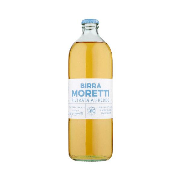 MORETTI BIRRA FAF BOTTIGLIA CL 55
