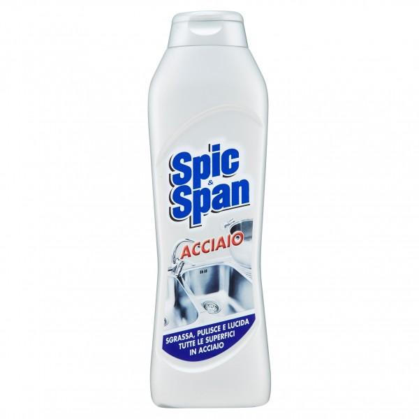 SPIC&SPAN ACCIAIO 500ML