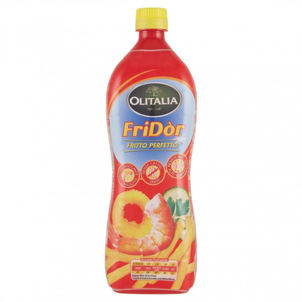 OLITALIA FRIDOR FRITTO PET LT 1
