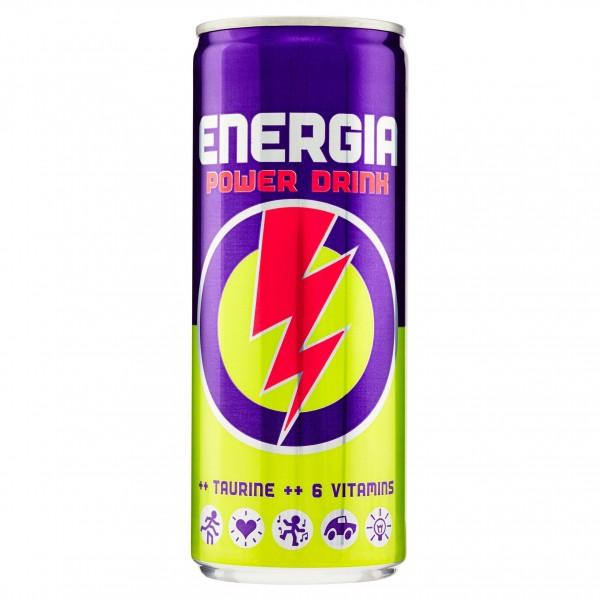 ENERGIA ENERGY DRINK 250 ML