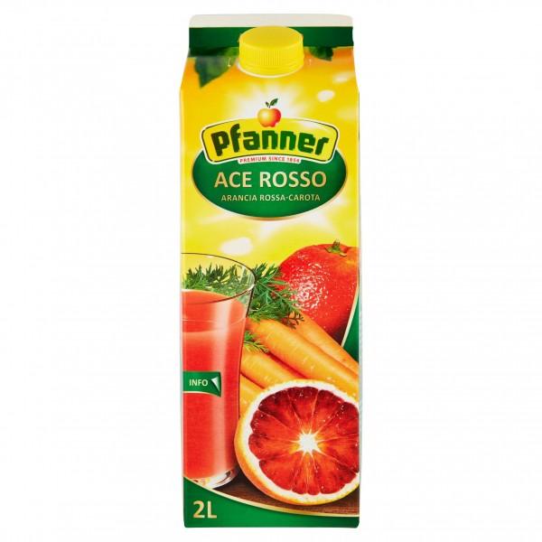 PFANNER BEVANDA ACE ROSSO LT.2