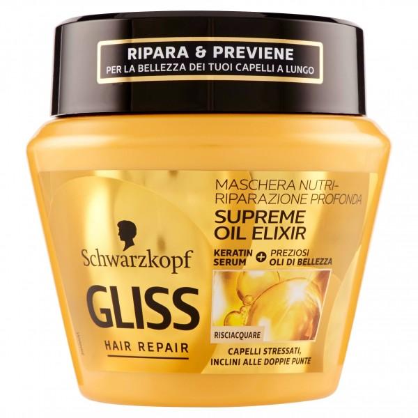 GLISS MASCHERA 300 ml SUPR.OIL