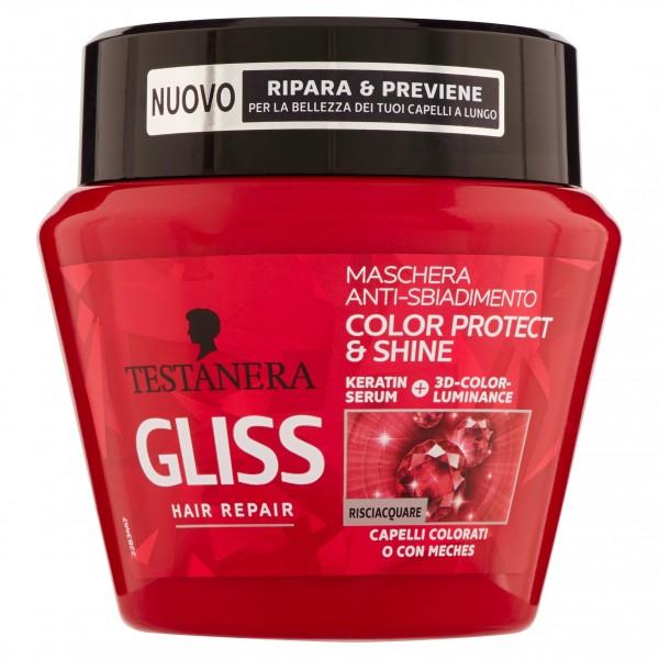 GLISS MASCHERA 300 ml COLOR GLO