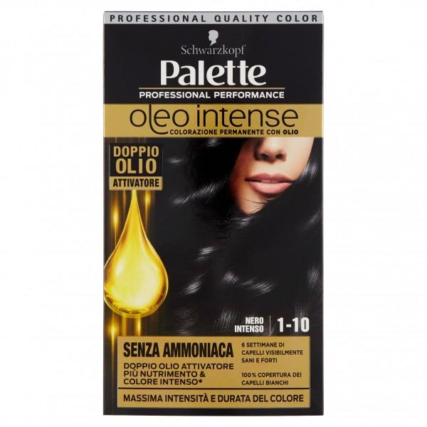 PALETTE OLEO 1-10 NERO INTENSO