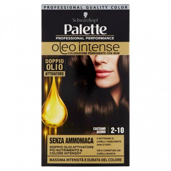 PALETTE OLEO 2-10 CASTANO SCURO