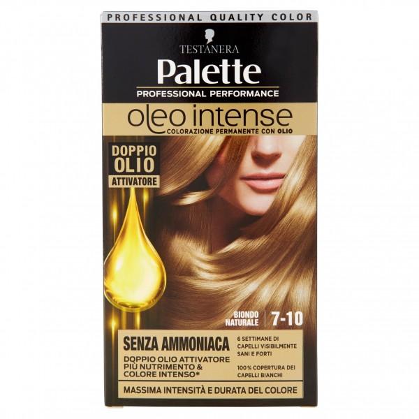 PALETTE OLEO 7-10 BIONDO NATURALE