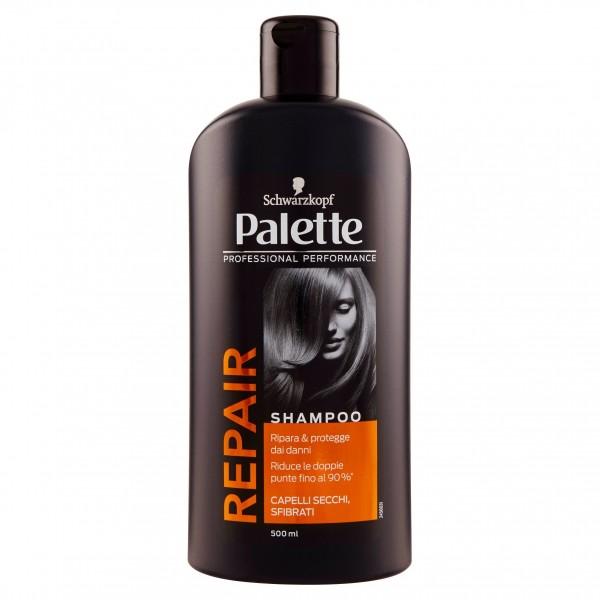 PALETTE PROFESSIONAL SHAMPOO 500 ML REPAIR