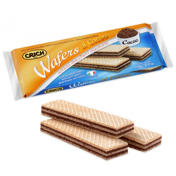 CRICH WAFER CACAO g175#