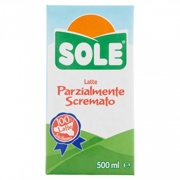 SOLE LATTE UHT P.S.ML.500