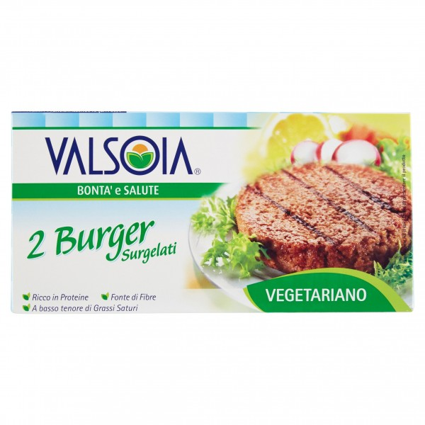 VALSOIA BURGER 2X75