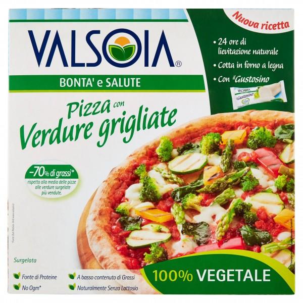 VALSOIA PIZZA VERDURE g330