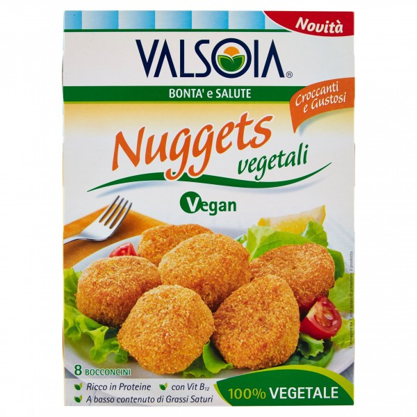VALSOIA NUGGETS VEGET.X8 G.180