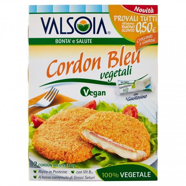 VALSOIA CORDON BLEU VEG.g220