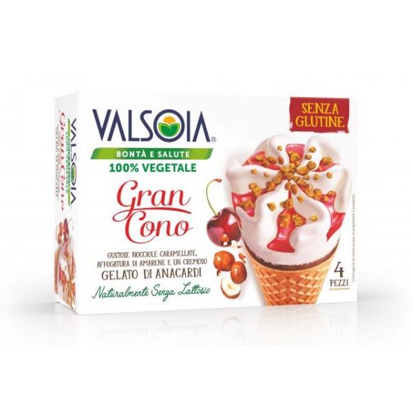 VALSOIA GEL.GRAN CONO AMAR.X4