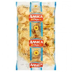 AMICA CHIPS PATATINE 500 g