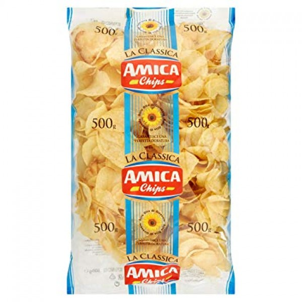 AMICA CHIPS PATATINE 500 GR