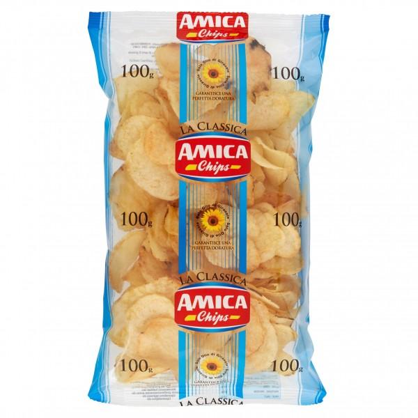 AMICA CHIPS PATATINA 100 GR