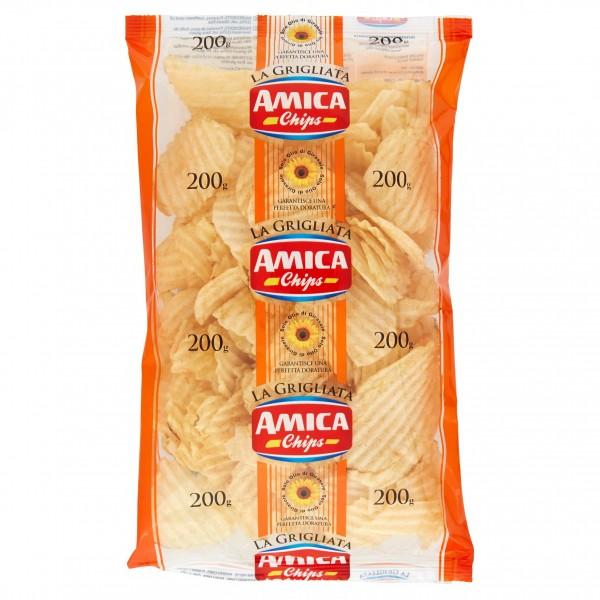 AMICA CHIPS GRIGLIATA 200 GR