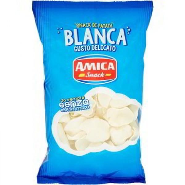 AMICA CHIPS LA BLANCA 160 GR