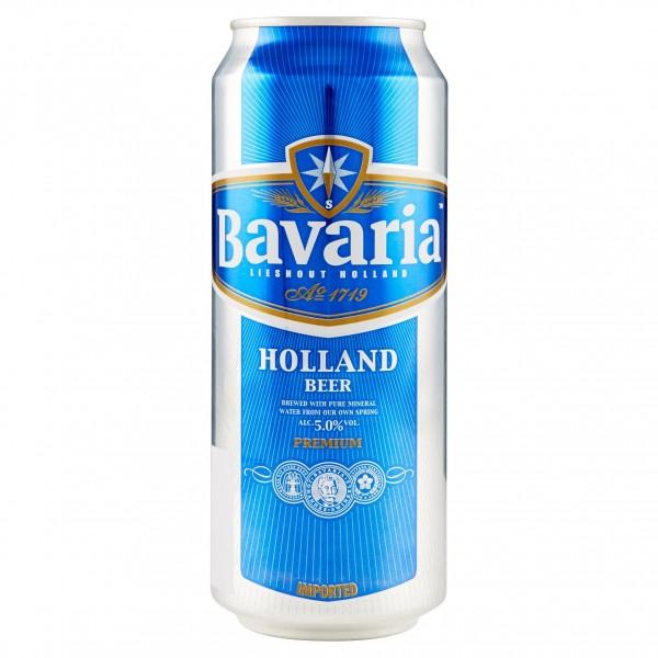BAVARIA BIRRA PREMIUM LATTINA 50 CL