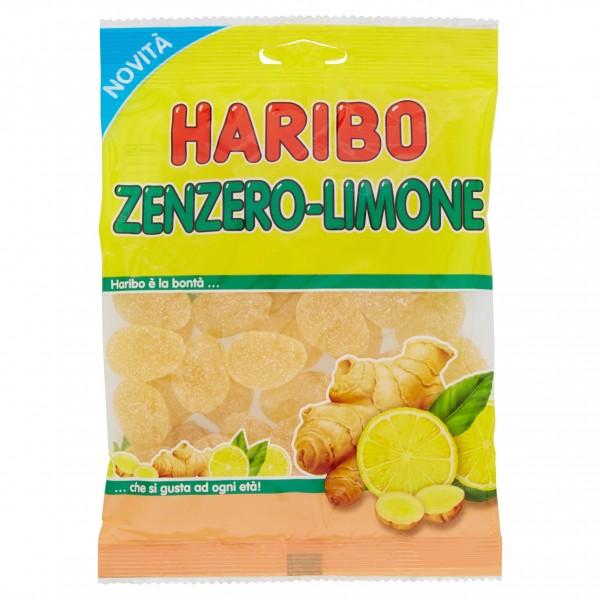 HARIBO ZENZERO E LIMONE 175 GR