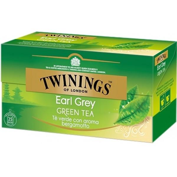 TWININGS TEA EARL GREY 25 FILTRI