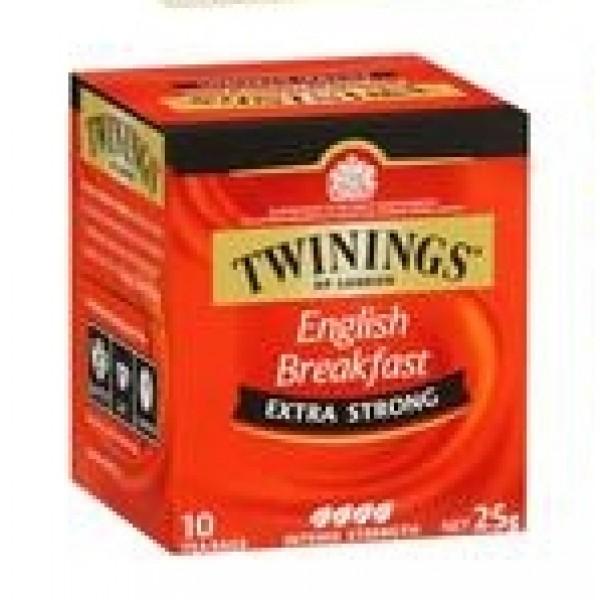 TWININGS TEA ENGLISH BREAKFAST 25 FILTRI